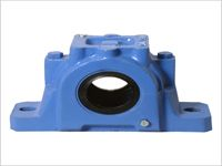 Plummer Block Housings For Bearings With Cylindrical Bore