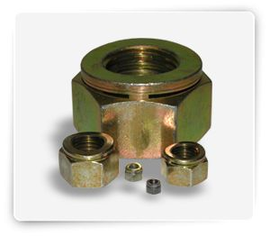 Self-Locking Nut - Manufacturers, Suppliers & Exporters in India