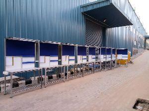 Aluminium Workstation System