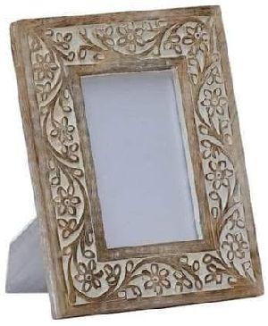 Wooden Photo Frame 08