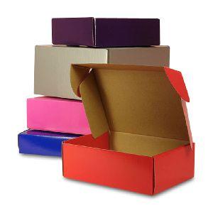 colored corrugated boxes