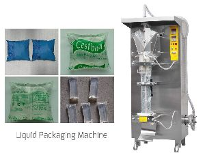 Milk Oil Pouch Packing Machine