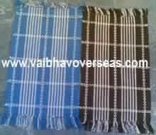 Fleece Relief Blanket 100% Polyester Grey Color