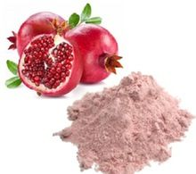 Dehydrated pomegranate fruit powder