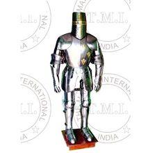 Medieval Knight Templar Body Armor Suit