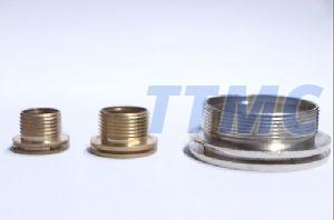 Polished Brass Flanges