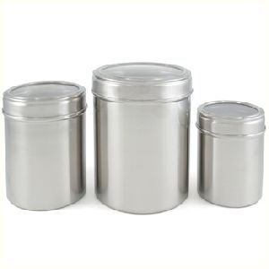 Stainless Steel Tea & Coffee Container