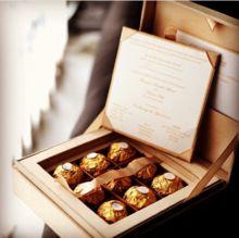 Candy Packing Box Wedding Gift Box