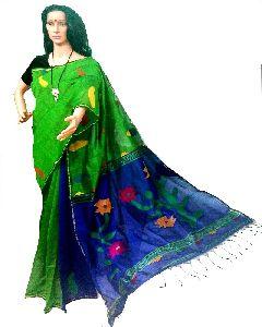 Bengal Handloom Cotton Saree