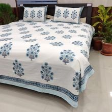 Bed Cover Cotton Throw