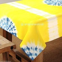 Tye And Dyed Table Cover