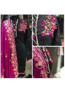 Chanderi Salwar Suits