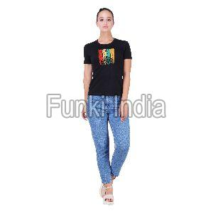 Womens Round Neck T-shirts