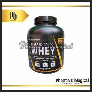 Classic Gold Whey Protein Powder