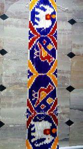 Ikkat Silk Saree Border Designs