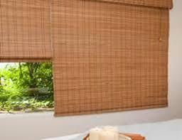 Bamboo Blinds Natural