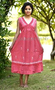 Designer Long Summer Dress