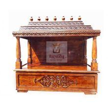 Wood Handmade Temple