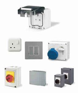 Industrial Sockets, Plugs