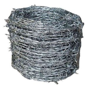 Boundary Wall Barbed Wire
