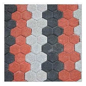 Hexagonal Interlocking Tiles