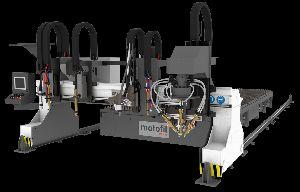 Large Size Plasma And Oxyfuel Cutting Machine