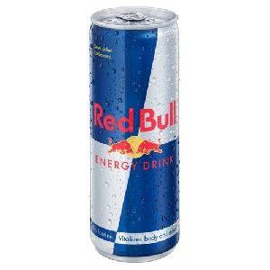Red Bull. Energy Drinks