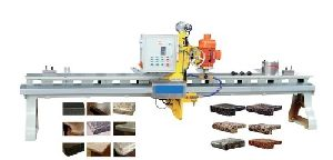 Kadappa Stone Edge Grinding and Moulding Machine