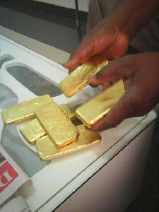 Gold Bar - Diamond