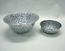 Metal Serving Bowls