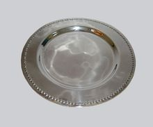 Stainless Steel Wedding Charger Plates