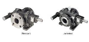 rotary twin gear pump