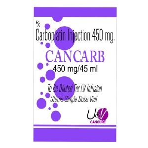 Carboplatin Injection