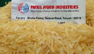 1121 golden (yellow) sella Basmati rice