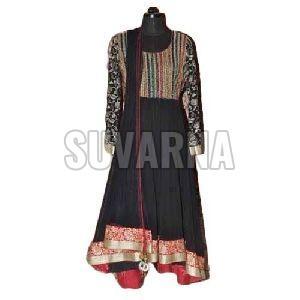 Black Blossom Suit