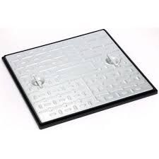 IS 1726/1991 Square Manhole Cover & Frames