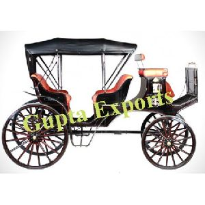 Victoria Horse Carriage