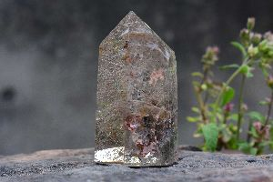 86gm Rutilated Quartz Pencil