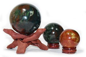 Bloodstone Sphere Ball
