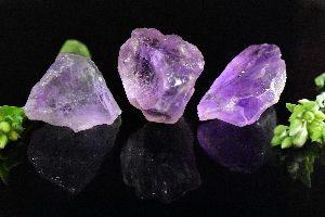 Brazilian Amethyst Raw Rough Stones