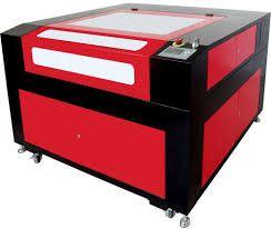 CO2 Laser Cutting Machine (LE204)