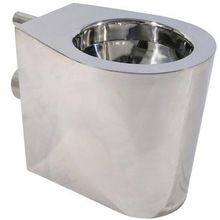 Stainless Steel Toilet Pans