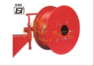 First - Aid Hose Reel