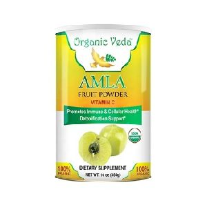 Organic Fresh Amla Fruit Powder