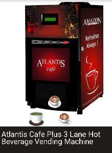 Atlantis Tea Coffee Vending Machine