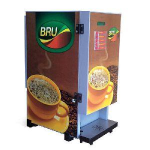 Bru Tea Coffee Vending Machine