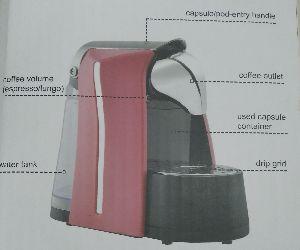 Pod Capsule Coffee Machine