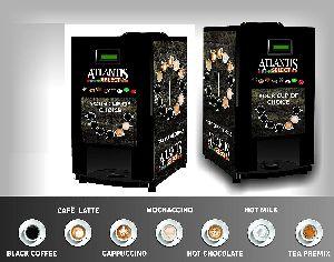 Seven Option Vending Machine