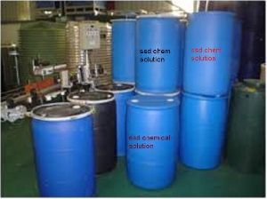 Ssd Solution Chemicals Solution
