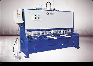 Hydraulics Shearing Machine
